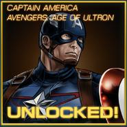 Captain America Avengers Age of Ultron Unlocked