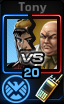 Group Boss Versus Kingpin (Scrapper)