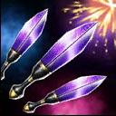 03 - Vibranium Daggers
