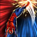 Spiderman 2 flip-kick