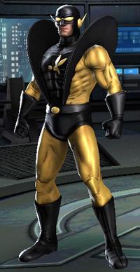 Yellowjacket Hank Pym Model