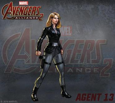 Icon Agent 13