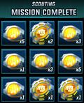 Scouting Mission Reward - Scrapper