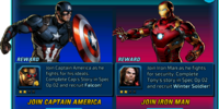 Spec Op 02: Captain America: Civil War/Tasks