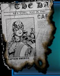 Captain America (1901) Event