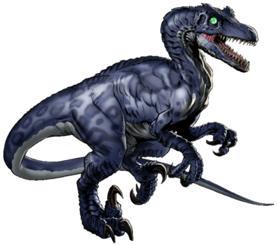 Raptor (Purple)