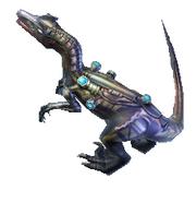 Tech Raptor Beamer V.2 In Game Ripped