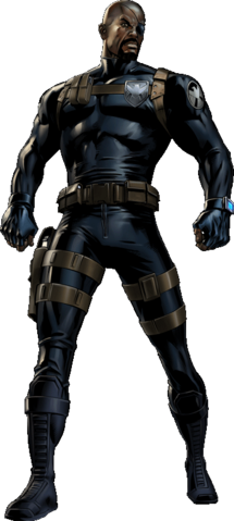 File:Nick Fury Portrait Art.png