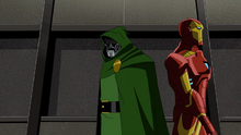 Doctor Doom And Iron Man
