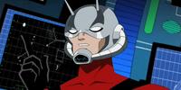 Ant Man's Helmet