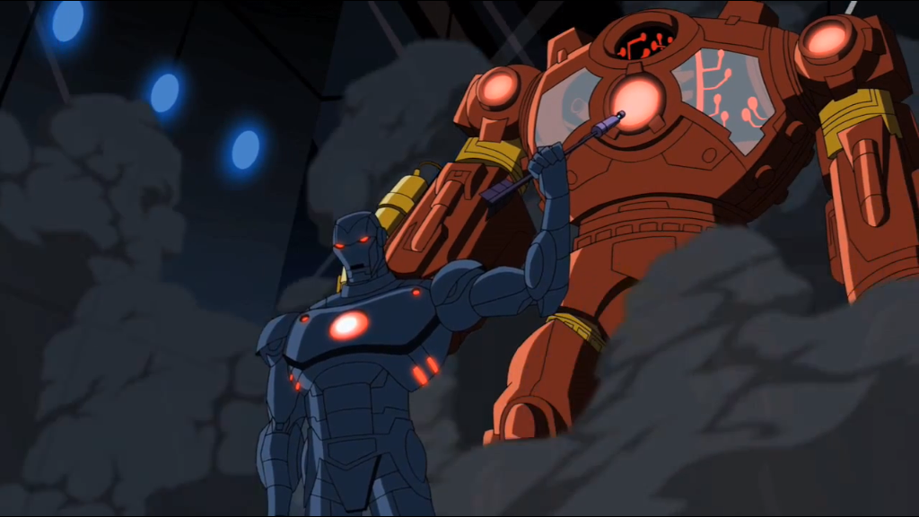 Stealth Armor | The Avengers: Earth's Mightiest Heroes ...