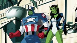 Skrull Imposters