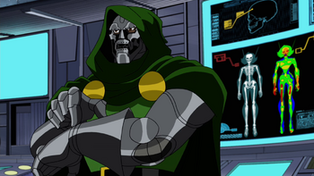 Doctor Doom scanners