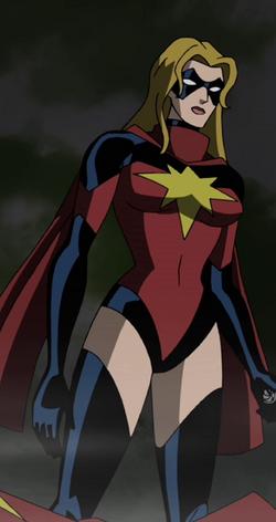 Ms. Marvel Synthezoid