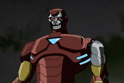 Iron Man Synthezoid AEMH 01