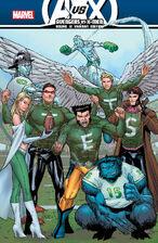 Marvel NYCC AvengersVSXMen 12 XMenVariant