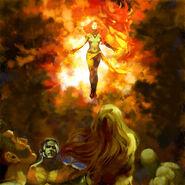 Jean Grey & Phoenix Force (Earth-616)