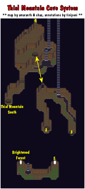 Thial Mountain Cave System
