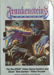 B FrankensteinsMonster front