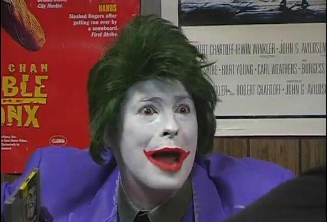 File:Mike as the Joker.jpg