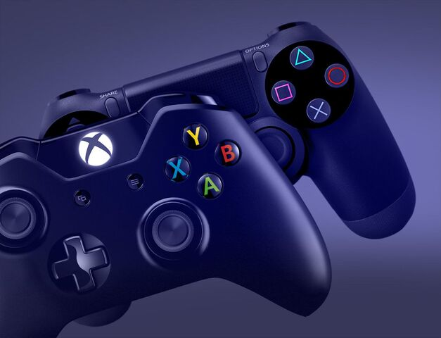 File:Xbox-one-playstation-4-controllers.jpg