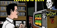 Transcript of AVGN episode Halloween