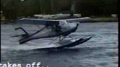 Snaps Super Stol Avid Flyer Seaplane