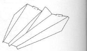 Archivo:PAPER AIRPLANE GLIDER.jpg
