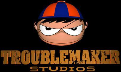 image - troublemaker studios logo | xenopedia | fandom powered