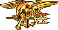 USSEALs Badge