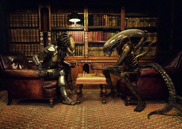 File:Alien Vs Predator Chess by Xidon.jpg