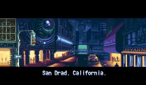 San Drad California