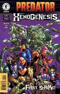 Predator Xenogenesis issue 2