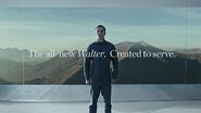 The all-new Walter