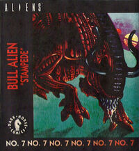 Aliens Stampede