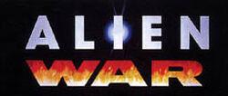 Alien War new logo