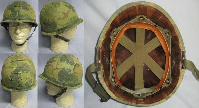 File:Vietnam M1 helmet views.jpg