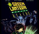 Green Lantern versus Aliens