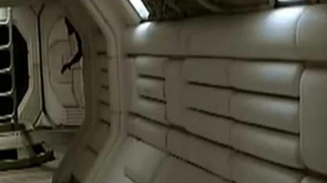 Creepy 1979 'Alien' test footage