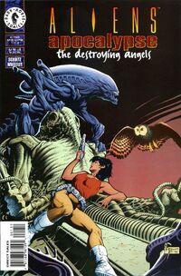 Aliens Apocalypse The Destroying Angels 1