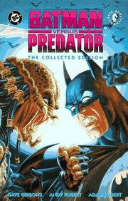 Batman versus Predator Vol 1 TPB