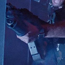 Hudson's Pulse Rifle