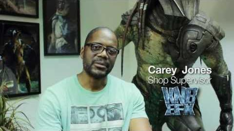Carey Jones, Shop Supervisor at KNB Effects Group - Exclusive Interview