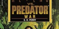 Aliens vs. Predator: War (novel)