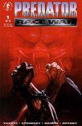Predator Race War issue 1