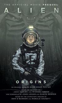 Alien covenant origins