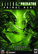 Aliens versus Predator 2 - Primal Hunt Coverart