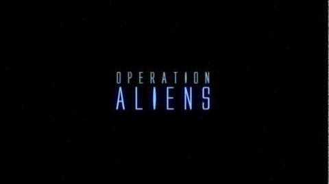 Operation Aliens - Title Card (2011)