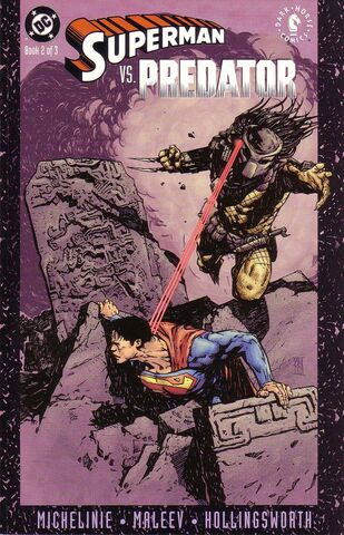 File:Superman vs Predator Vol 1 2 cover.jpg