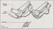 Smart Gun arm